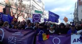 VIDEO | La Marcha del Cambio en Madrid