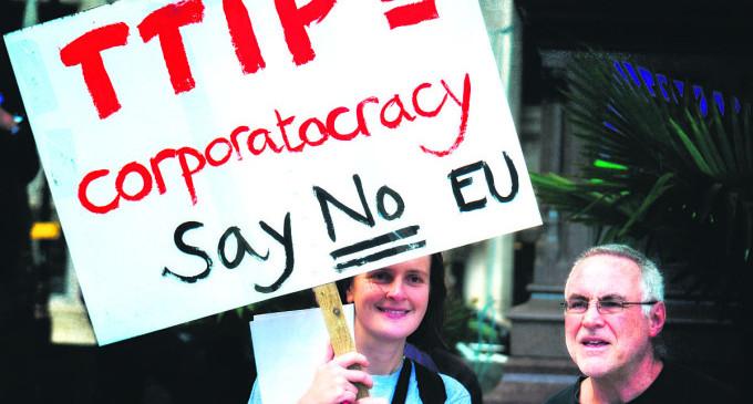 """Por qué rechazar el """"nuevo"""" sistema de arbitraje del TTIP"""