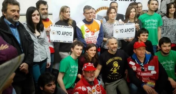 Los estudiantes madrileños celebrarán en marzo un referéndum sobre el 3+2