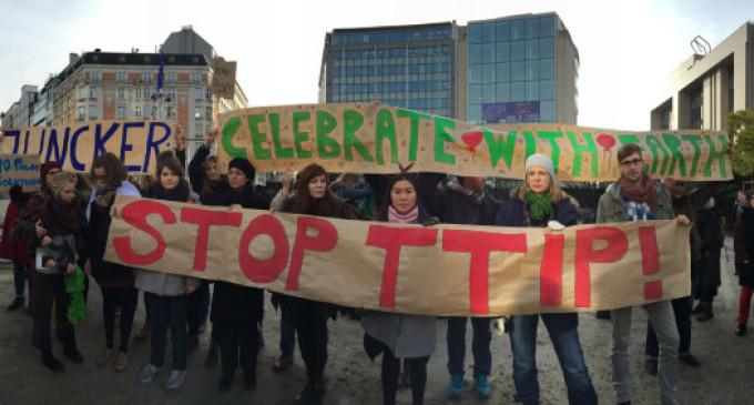 Tribunales de arbitraje: el TTIP y la privatización de la justicia