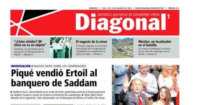 Diagonal celebra sus 10 años en el CSA La Tabacalera