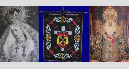 La ARMH pide a la Iglesia que elimine los símbolos franquistas de la Semana Santa