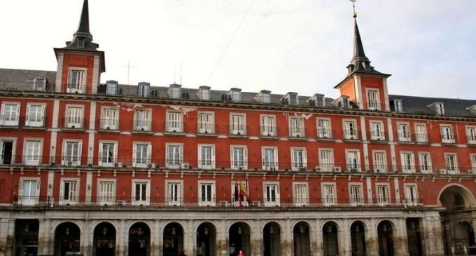 Euros al a o por el hotel de plaza mayor la marea - Carniceria en madrid ...