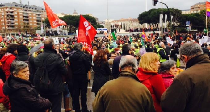 <em>La dignidad volvió a las calles de Madrid</em>