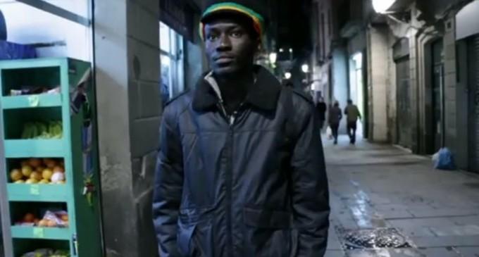 Detenido en Madrid el escritor y cooperante senegalés Mamadou Dia