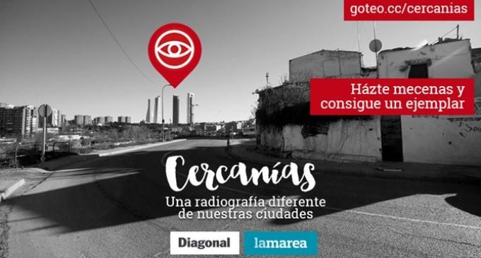 'La Marea' y 'Diagonal' unen fuerzas para editar una revista sobre 60 ciudades
