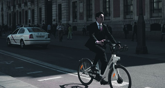 Cinco medidas para estimular el uso de la bicicleta en España