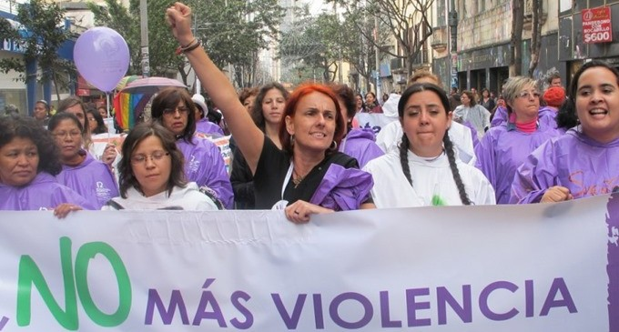 Las mujeres latinoamericanas, al frente del cambio social