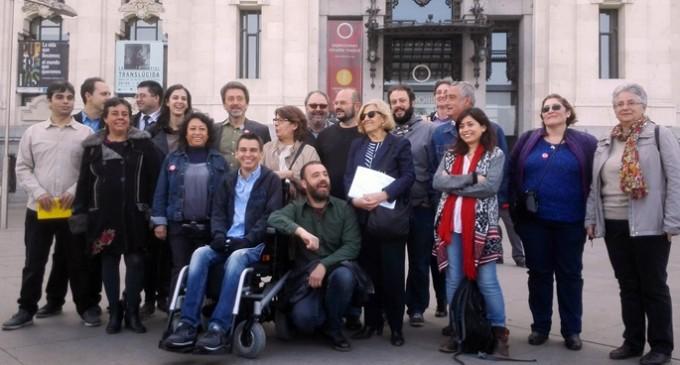 """Ahora Madrid da inicio a su campaña proponiendo un Ayuntamiento """"de cristal"""""""