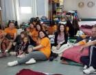 Un año de mordiscos a la escuela en valenciano
