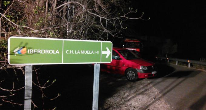Localizan a 141 trabajadores de Iberdrola afectados por un desprendimiento en Cortes de Pallàs