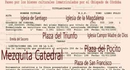 Un paseo en Córdoba por las propiedades de la iglesia que deberían ser públicas