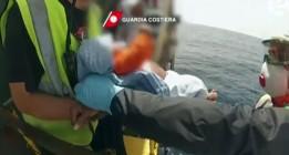 Desaparecidas 700 personas al naufragar un pesquero al norte de Libia