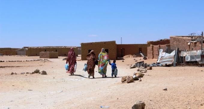 Muebles en el desierto