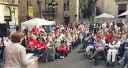 Barcelona en Comú y CUP-Capgirem: listas separadas, objetivos compartidos