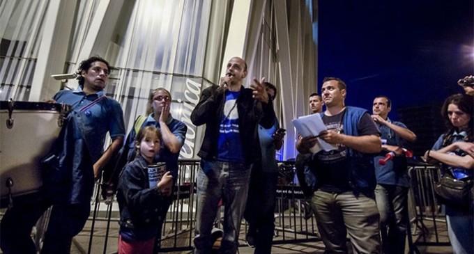 Telefónica frustra las negociaciones con los huelguistas