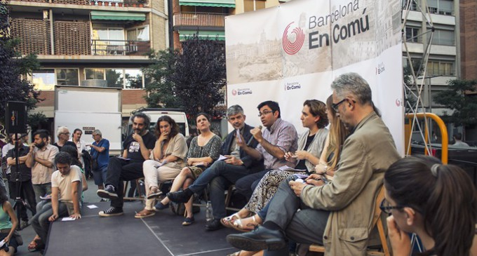 """BComú impulsará un """"compromiso propio de la ciudad"""" con el proceso soberanista"""