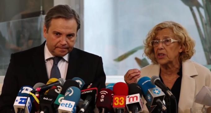 DOCUMENTO | El acuerdo entre Ahora Madrid y el PSOE para la alcaldía de la capital
