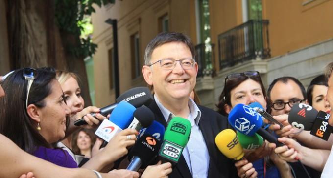 9 d'octubre: 100 días de gestos simbólicos del Gobierno valenciano