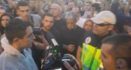 Alfon se entrega a la Policía