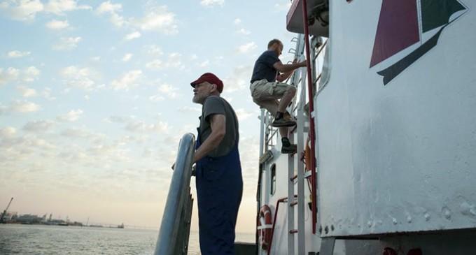 Diario de a bordo: navegando hacia Gaza