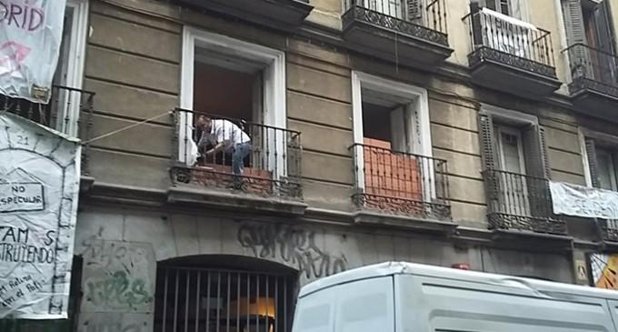 Ana Botella se despide de Madrid desalojando el Patio Maravillas