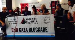Teresa Forcades se embarca en la Tercera Flotilla rumbo a Gaza