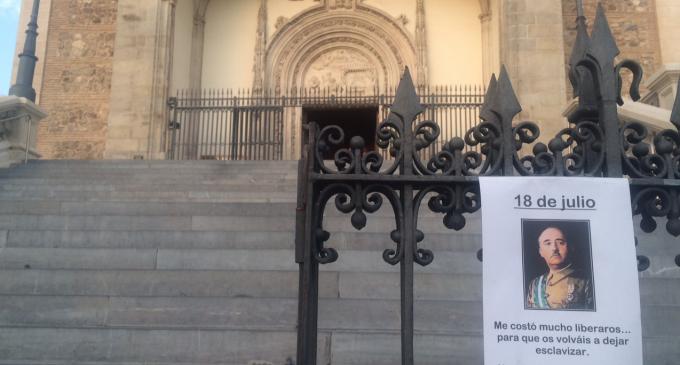 El cura de Los Jerónimos ensalza el golpe de Estado en una misa por los caídos de 1936