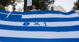 La ciudadanía griega dice 'no' a la austeridad de la troika