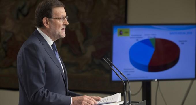 Rajoy cierra su legislatura con 107.600 empleos menos