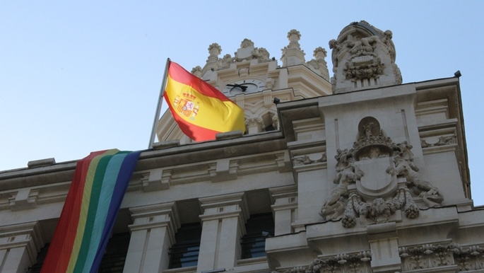 Un orgullo por la igualdad real ya la marea - Casarse ayuntamiento madrid ...