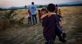 """""""Europa empieza a ser una amenaza mayor para los niños que la guerra de la que huyen"""""""