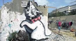 Artistas palestinos que luchan por explicar su mundo