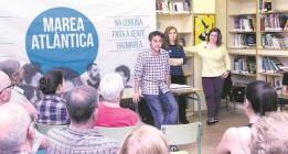 Las mareas ensayan en Galicia un tsunami ciudadano