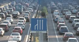 Madrid supera 54 veces en dos días el límite de NO2 permitido