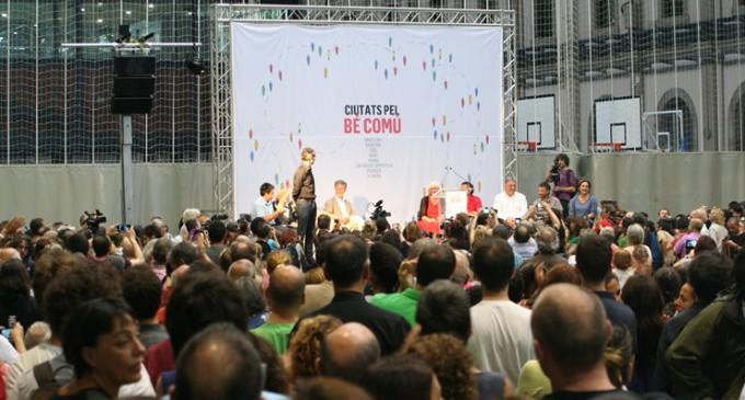Las 'ciudades del bien común' reivindican sus primeros pasos de gobierno