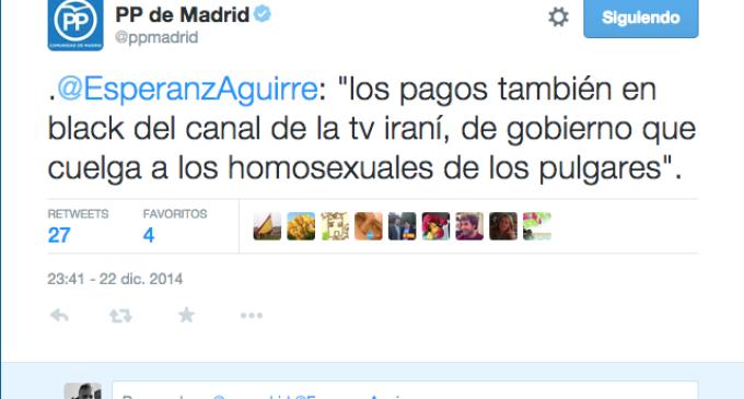 Irán ya no cuelga homosexuales por los pulgares