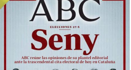 ABC pide seny llamando catetos y paletos a los independentistas
