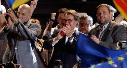 Victoria complicada del independentismo en Cataluña