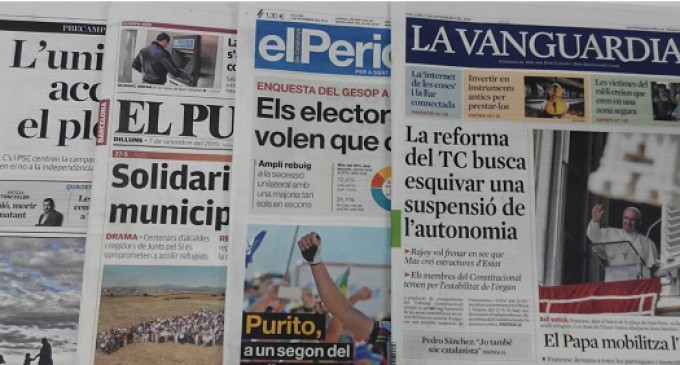Quién es quién en la prensa catalana