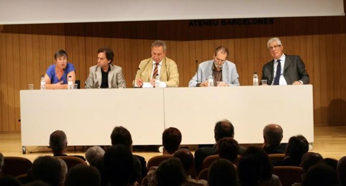 Economistas federalistas discuten su alternativa para Cataluña