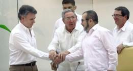 Santos y las FARC llegan a un acuerdo de paz que firmarán en seis meses