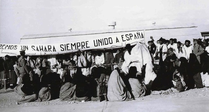 """José Luis R. Jiménez: """"El colonialismo español en el Sahara fue benigno"""""""