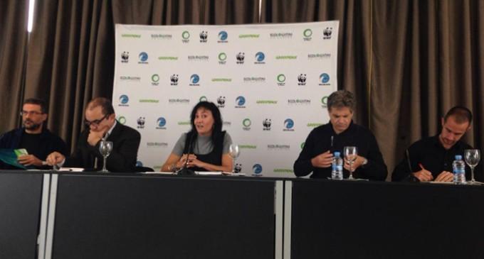 Las ONG ecologistas piden cambiar el modelo económico y hacerlo sostenible