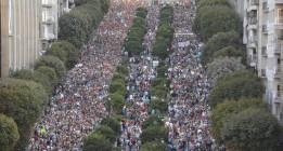 Sanitarios y ciudadanía exigen un hospital público en Vigo