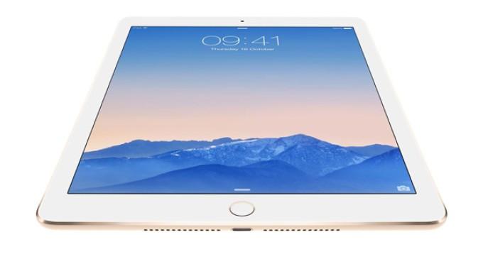 Los diputados se pasan al iPad Air 2