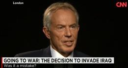 Tony Blair admite que la invasión de Irak propició la aparición del Estado Islámico