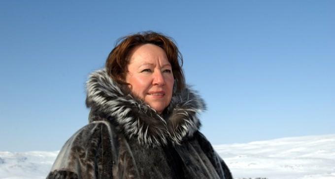 Los Nobel alternativos premian la lucha indígena contra el cambio climático en el Ártico