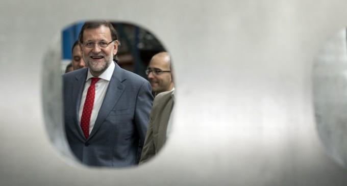 Rajoy se hace fuerte en la Moncloa ante el debilitamiento de la izquierda