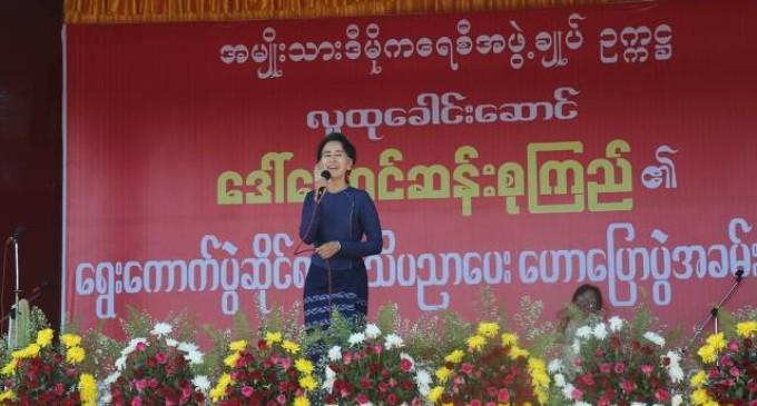 Birmania amanece con la esperanza del cambio prometido
